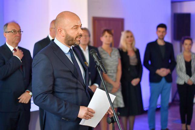 Jacek Sutryk kandydatem na prezydenta Wrocławia. Znani popierają