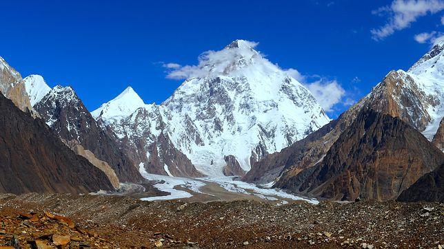 Góra gór wzywa. K2 marzeniem nie tylko alpinistów