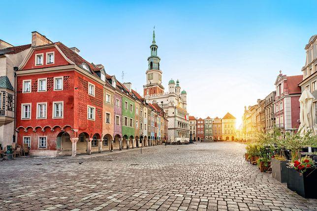 Poznań regularnie pojawia się w międzynarodowych rankingach