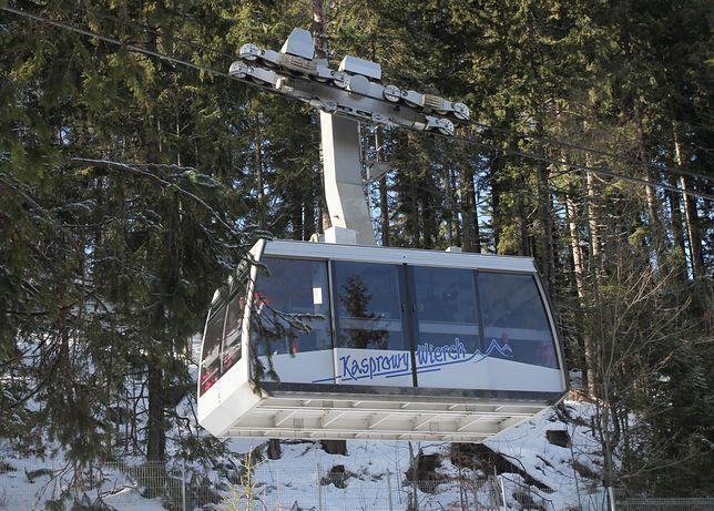 Władze Tatrzańskiego Parku Narodowego wzywają do demontażu kolejki na Kasprowy Wierch