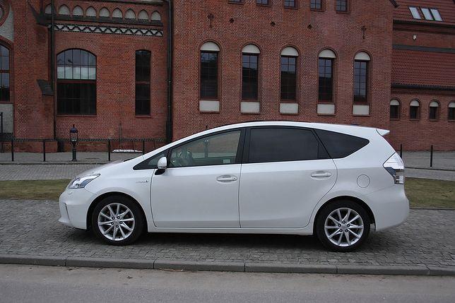 Kompaktowe minivany