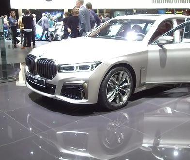 BMW stawia na rozmiar. Wielkie nerki w Serii 7 oraz wielki SUV X7
