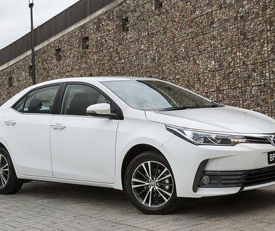 Toyota patentuje latający samochód