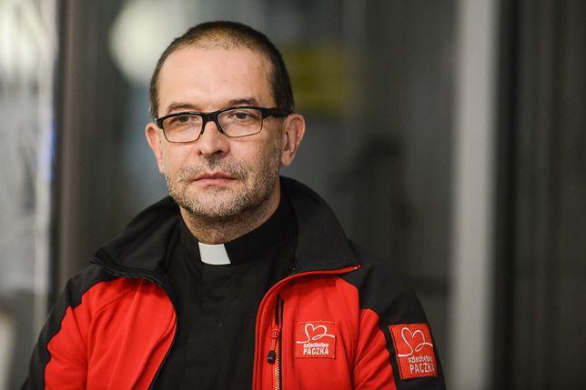 Ks. Jacek Stryczek, założyciel stowarzyszenia Wiosna