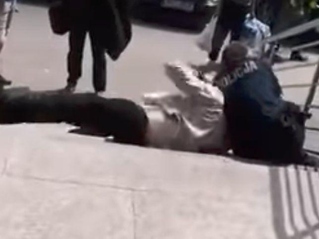 Atak nożownika w Busku-Zdroju