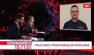 Koronawirus w Polsce. Czy można będzie wyjść po alkohol? Insp. Mariusz Ciarka wyjaśnia, że nie zawsze