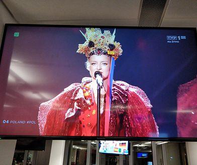 Tulia nie weszła do finału Eurowizji