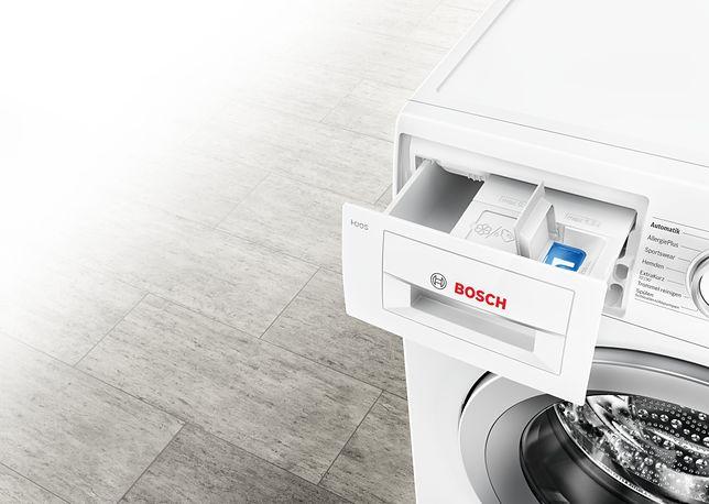 Perfekcyjny duet – nowoczesne pralki Bosch dotrzymają Ci kroku