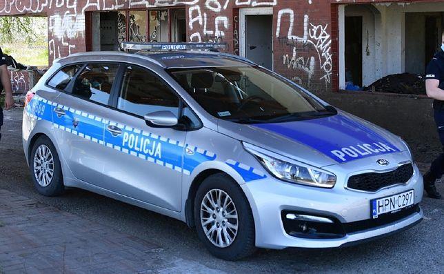 Akcja policji w Lublinie (zdjęcie ilustracyjne)