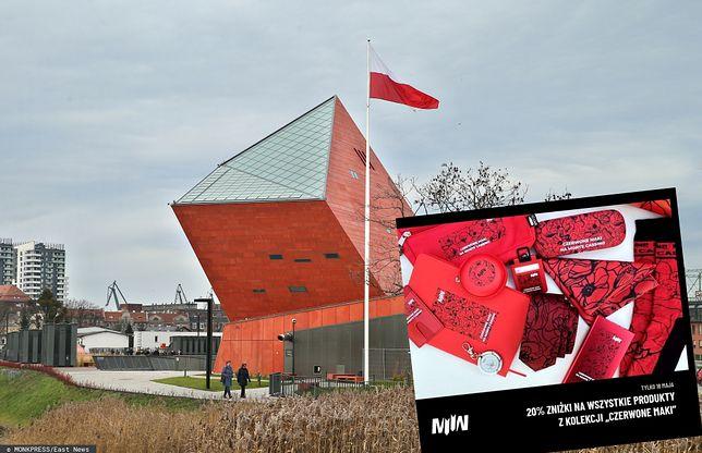 Gdańsk. Muzeum II Wojny Światowej wycofuje kontrowersyjny gadżet