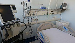Konin: śmierć na OIOM-ie. Lekarze wynosili dokumentację pacjentów