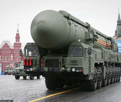 "Raport o broni atomowej. ""Niepokojąca tendencja"""