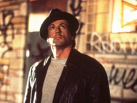 Rocky Balboa trenuje Michaela B. Jordana