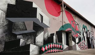 Warszawa ufundowała mural w Lyonie (ZDJĘCIA)