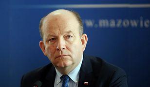 Radziwiłł o sytuacji epidemicznej na Mazowszu: wystarczająca liczba miejsc