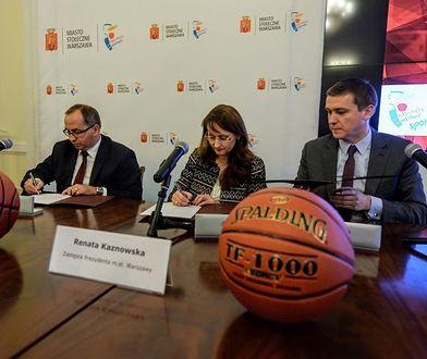"""Najlepsi koszykarze zmierzą się w Warszawie. """"To miasto na to zasługuje"""""""