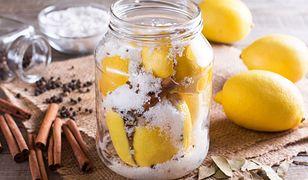 Kiszone cytryny to hit marokańskiej kuchni