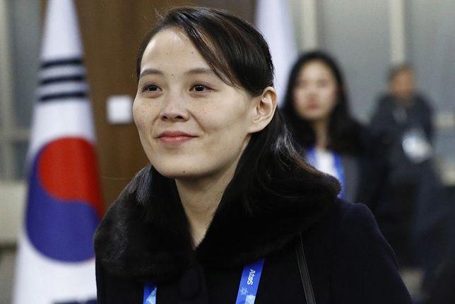 Kim Jo Dzong wydała oświadczenie w sprawie Korei Południowej