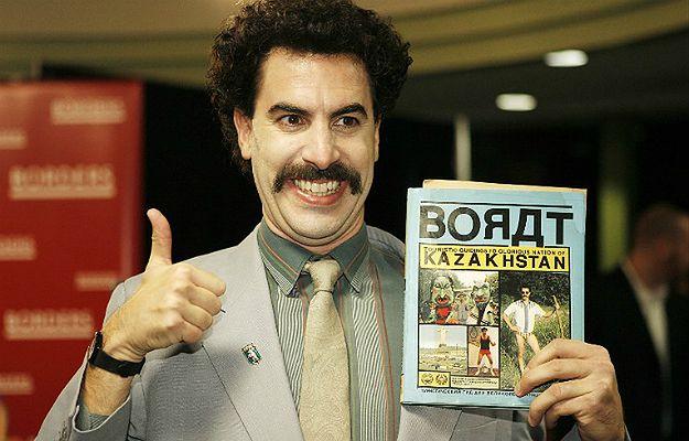 Konflikt w Syrii. Brytyjski komik Sacha Baron Cohen przekazał milion dolarów na szczepienia dzieci