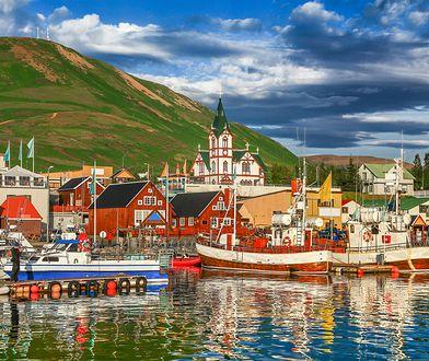 Widoki na Islandii zapierają dech