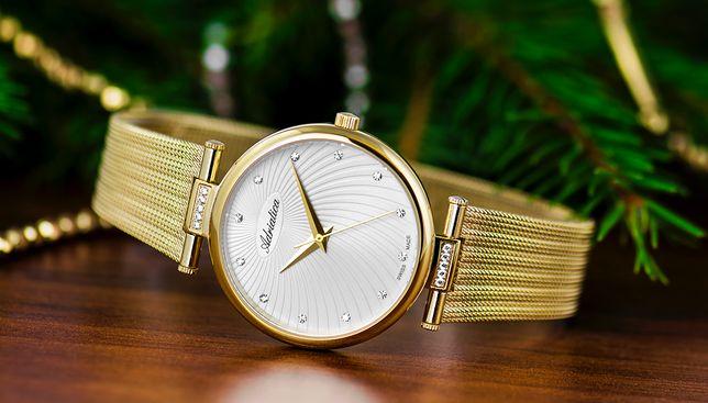 """Elegancki zegarek będzie niczym kropka nad """"i"""" świątecznej stylizacji"""