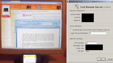Windows Phone 7 - ciekawe aplikacje: Cool Remote i Send To WP7
