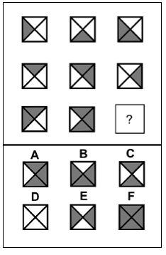 Zadanie nr 6 - wybierz brakujący obrazek