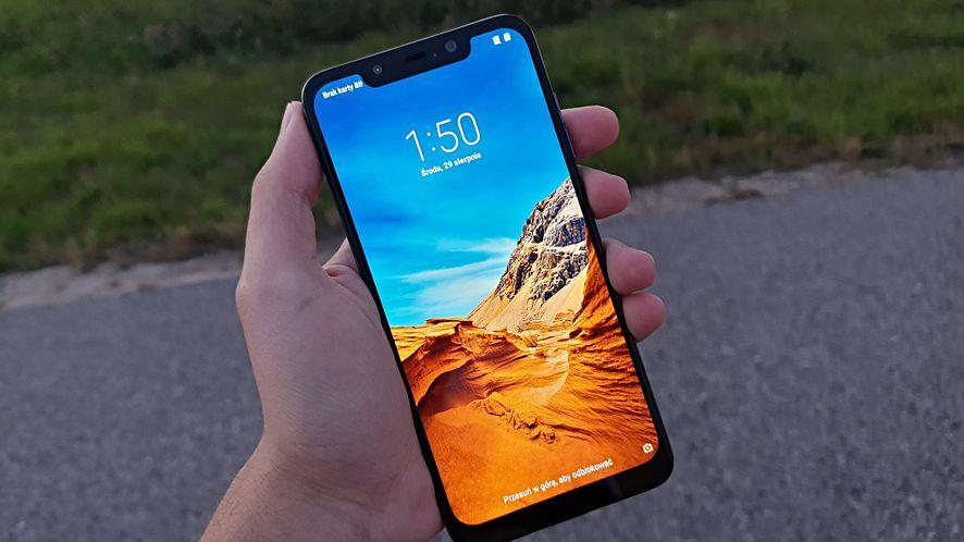 Xiaomi Pocophone F1 – pierwsze wrażenia. Topowy procesor w smartfonie za 1500 zł