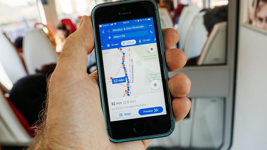 Aktualizacja przynosi sporo nowości w Mapach Google. (depositphotos)