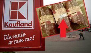 Kaufland zakleja daty przydatności do spożycia? Mamy zdjęcia od oburzonego czytelnika