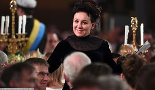 Olga Tokarczuk jako ludzik Lego. Nietypowa pamiątka