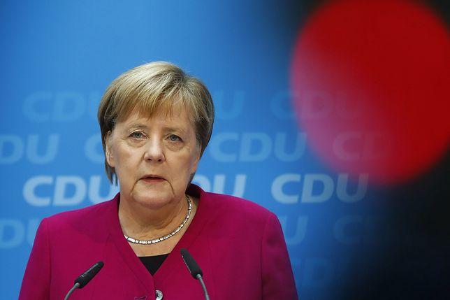 """Ambasador Malty porównał Angelę Merkel do Adolfa Hitlera. """"Spełniła marzenie"""""""