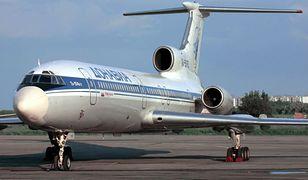 Po katastrofie nad Morzem Czarnym Rosja uziemiła wszystkie Tu-154