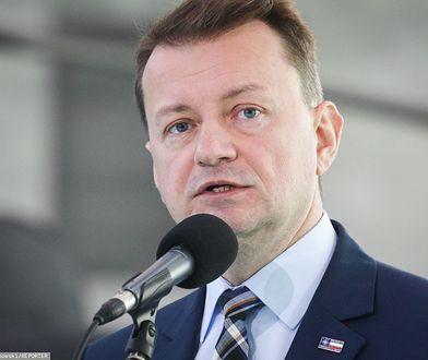 Mariusz Błaszczak twierdzi, że PiS wprowadza zmiany wzorowane na zagranicznych regulacjach