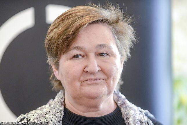 Wybory do Europarlamentu 2019. Komentarz Magdaleny Środy krytyczny wobec Grzegorza Schetyny