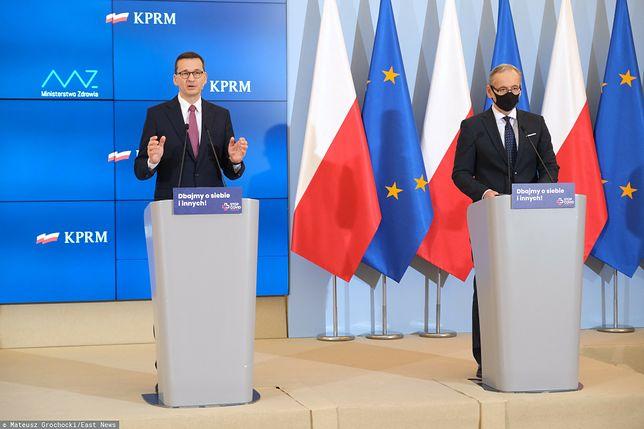 Koronawirus w Polsce. Konferencja prasowa premiera
