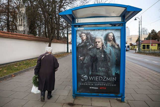 """Po serialu Netfliksa o """"Wiedźminie"""" znowu zrobiło się głośno na świecie"""