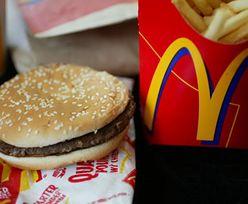 Pobił swoją byłą. Poszło o Big Maca w McDonald's