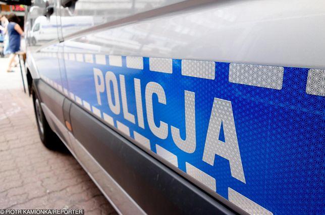 Zabójstwo 23-letniej kobiety w Lubaniu. Mężczyzna rzucił się na nią z ostrym narzędziem