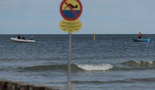 Sinice w Bałtyku i jeziorach. Ostrzeżenie