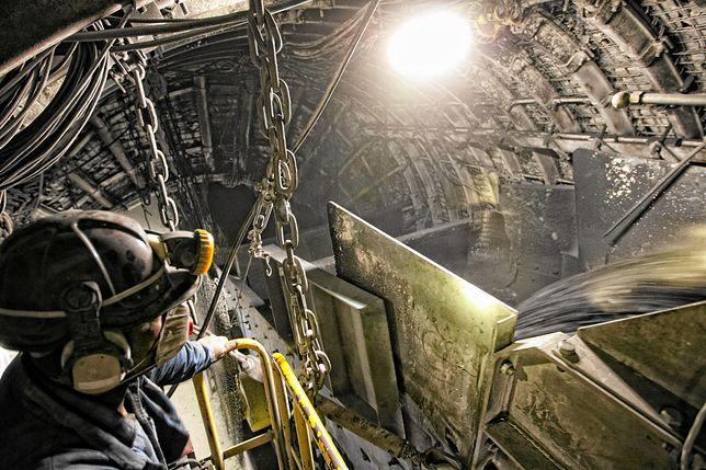 Małopolska: wypadek w kopalni Janina. Jedna osoba jest ranna