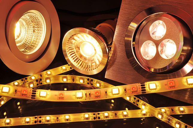 Tanie oświetlenie meblowe. Dobre światło w kuchni i nie tylko