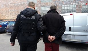 Mężczyźnie grozi kara nawet 12 lat więzienia