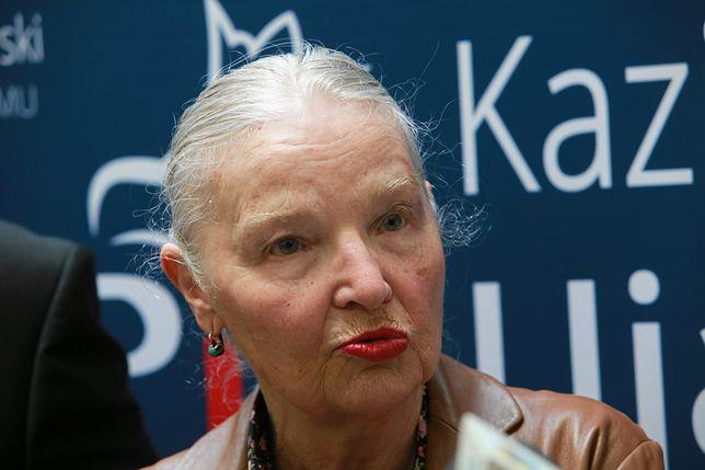 Jadwiga Staniszkis uważa, że rząd PiS jest niebezpieczny