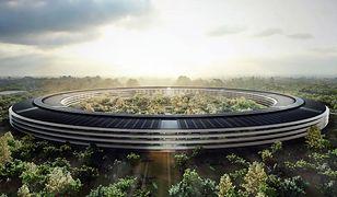 #dziejesiewtechnologii [89]: Siedziba Apple'a, budynek Star Trek i rywal Oculusa