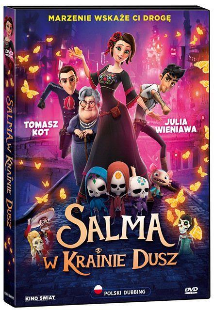"""""""Salma w Krainie Dusz"""": Film dla całej rodziny już na DVD"""