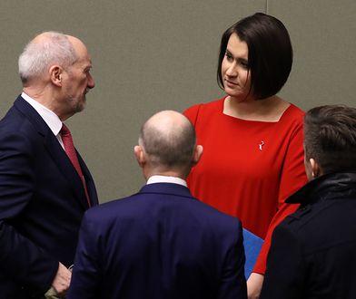 Siarkowska przeszła do PiS z klubu Ruchu Kukiz'15.