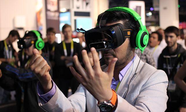 W Warszawie powstał pierwszy salon gier VR
