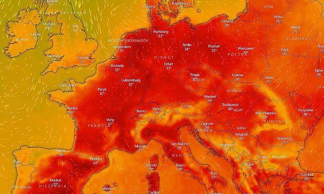 Globalne ocieplenie zabija. Niepokojące dane dotyczą także Polaków