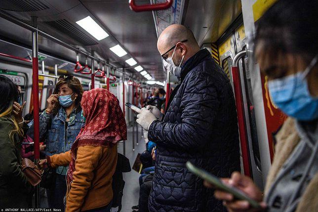 Wuhan: Nagrania z Chin pokazują prawdę o koronawirusie